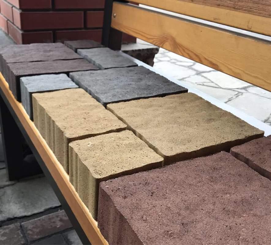 """Купить Новинка!!! Плитка """"Старая Алма Ата"""" цементно-песчаная, изготовлена методом вибропрессования"""