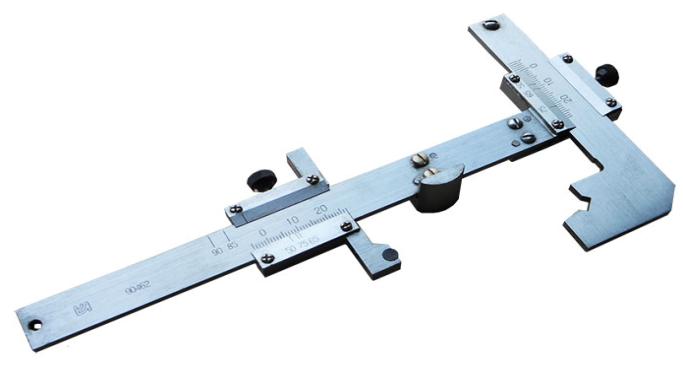 Купить Скоба для измерения износа головки рельса 08601