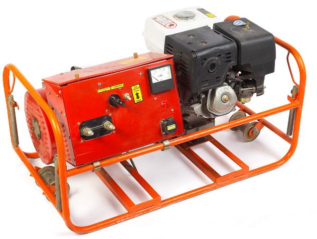Купить Агрегат сварочный бензиновый АС-УИП 02Б (дв. СF-188F или KG-390)