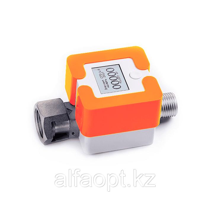Счетчик газа Элехант СГБ (3,2 Г; G1/2; Оранжевый)
