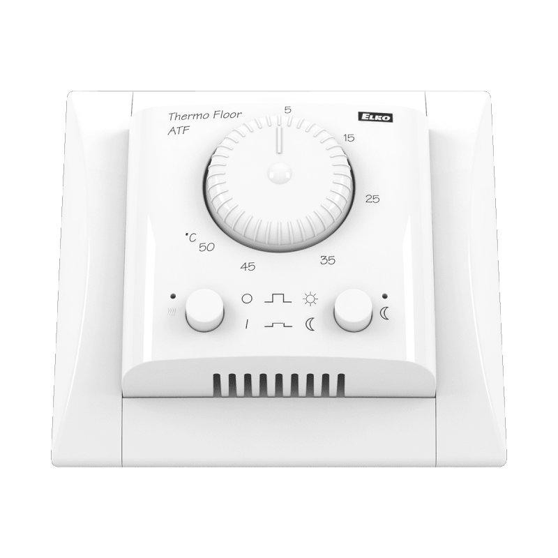 Цифровой комнатный термостат для пола ATF