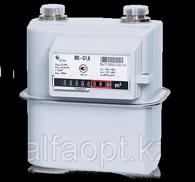 Счётчик газа Эльстер BK (G1,6 правый)