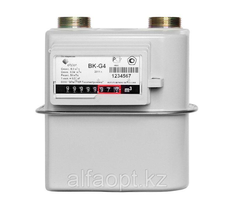 Счётчик газа Эльстер BK (G4 левый)