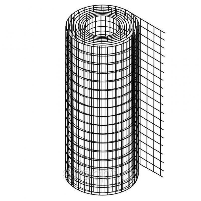 Арматурная сетка из нерж.стали 25м/рул. FT-20 (ISOPAD 07.929.005)