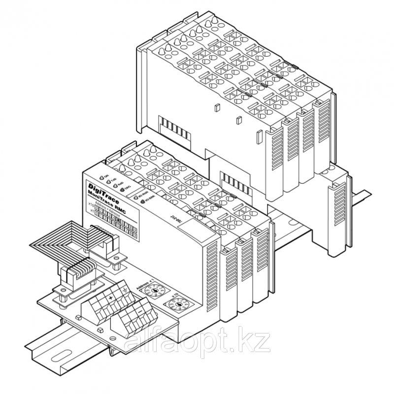 Базовое устройство системы удаленного контроля MONI-RMC-BASE