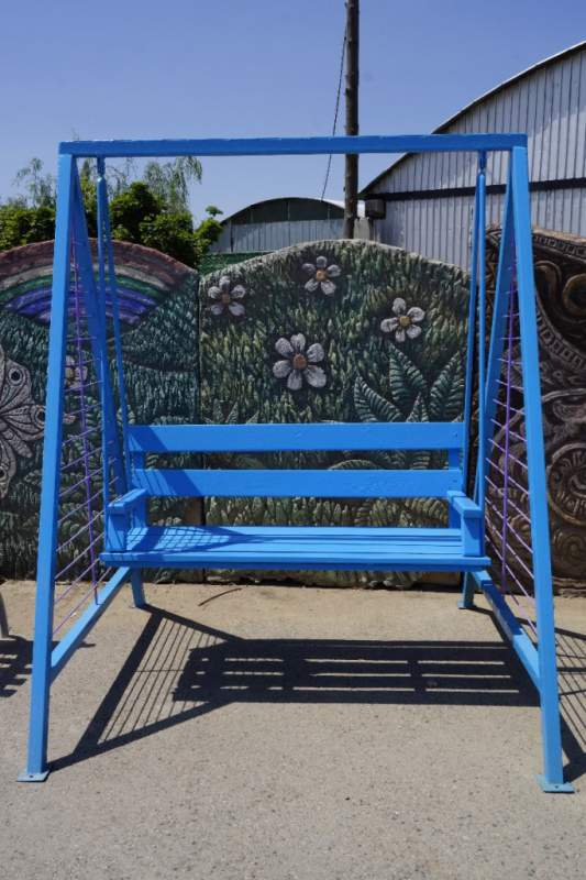 Buy Garden swing to order, NANOSECOND Zelenstroy Firm of limited liability partnership
