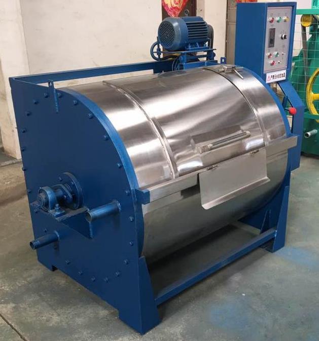 Моечная машина для мойки шерсти с производительность 30 кг в час