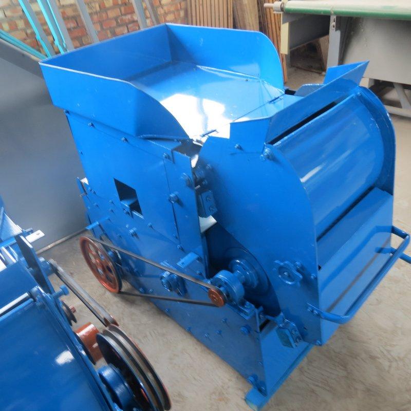 Хлопкоочистительная машина с производительностью 100 кг в час