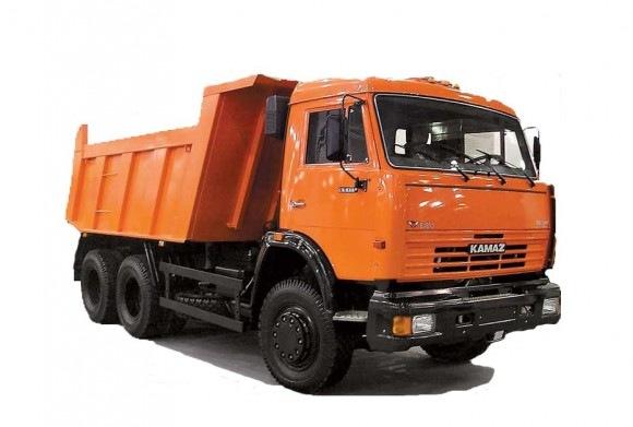 Купить Автомобиль Камаз для доставки стройматериалов