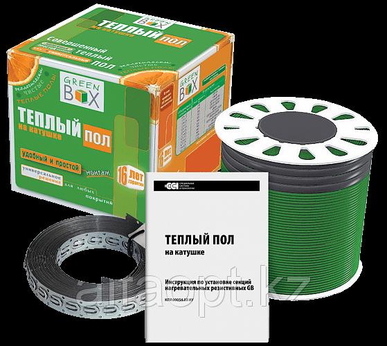 """Кабель нагревательный """"Green Box"""" GB 35,0 м/500 Вт"""