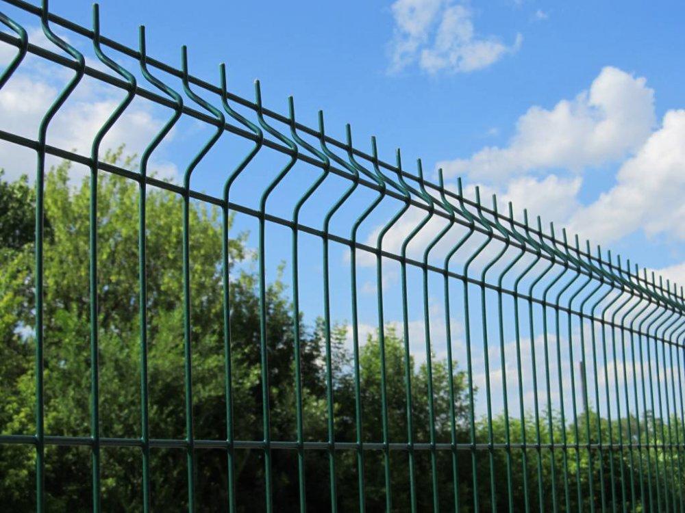 Купить Забор 3d высота 1,0 - 1,5 - 2,0 м - Россия