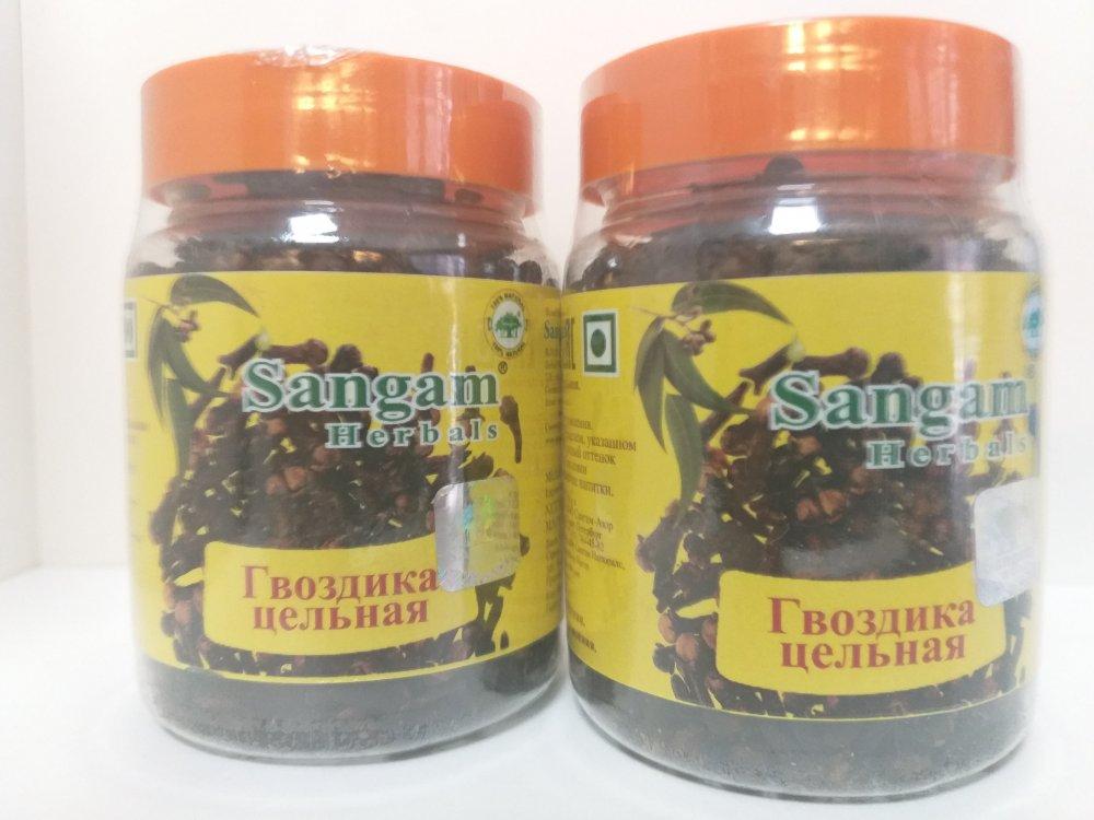 Гвоздика цельная ,60 гр, Сангам