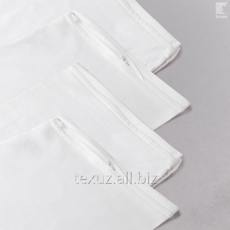 Протектор на подушку Поплин с мембраной
