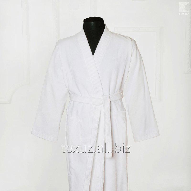 Купить Халат велюровый Кимоно