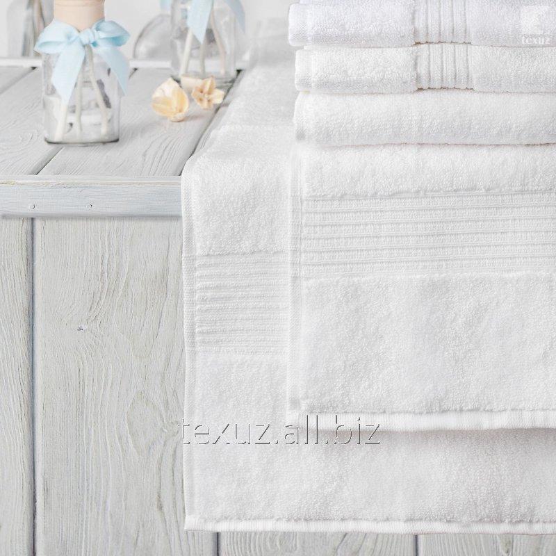 Люксовые полотенца с орнаментом Lines