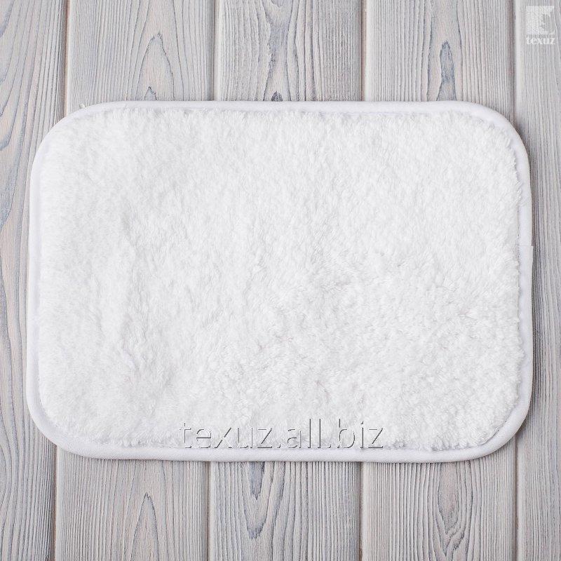 Коврик махровый для ванной 70х120см, 1500гр/м2