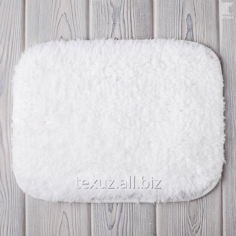 Коврик махровый для ванной 70х120см, 2200гр/м2