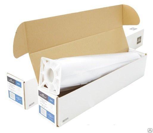 Купить Бумага рулонная для плоттеров ALBEO Z90-24-1, 90г/м2, 0.610x45.7м