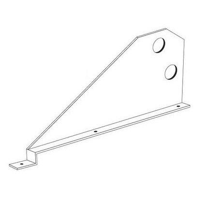 Кронштейн снегозадержания (для металлочерепицы) ТС.10.002