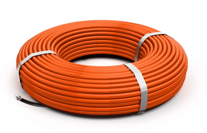 Секция нагревательная кабельная 40КДБС-10