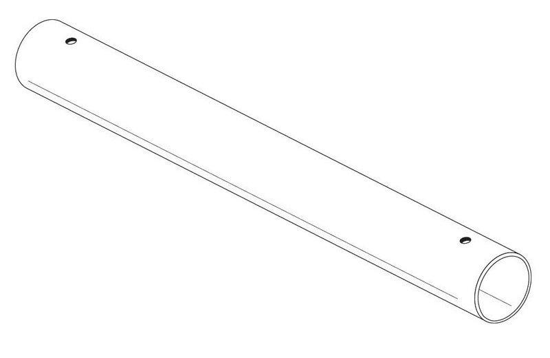 Труба снегозадержания ТС.10.003-3000