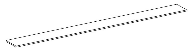 Полоса крепежная 0,5х15 мм М
