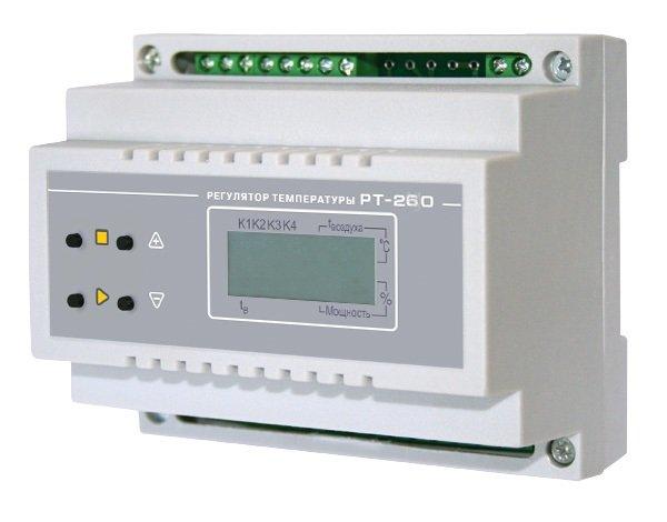 Купить Регулятор температуры электронный РТ-260