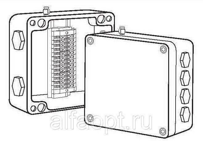 Коробка соединительная ВЭ 250.М40