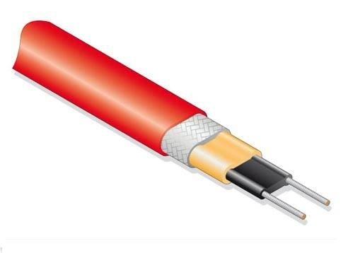 Саморегулирующийся греющий кабель Freezstop Extra Wide 45FSEw2-CF