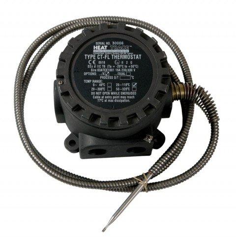 Сдвоенный капиллярный термостат CT-FL/2C/A/Dual