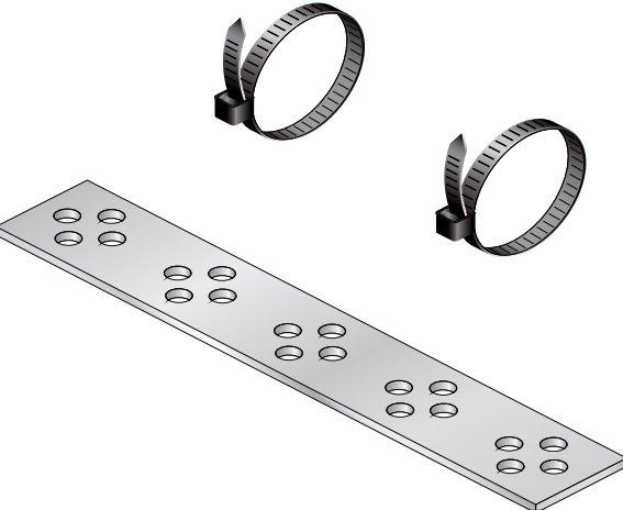Крепление FB/GT для кабеля Gte