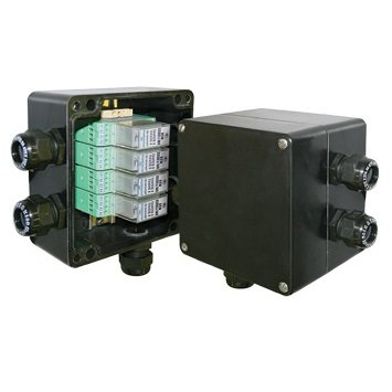 Блок измерительно-преобразовательный РТВ10/ИПМ6-2Б/4П