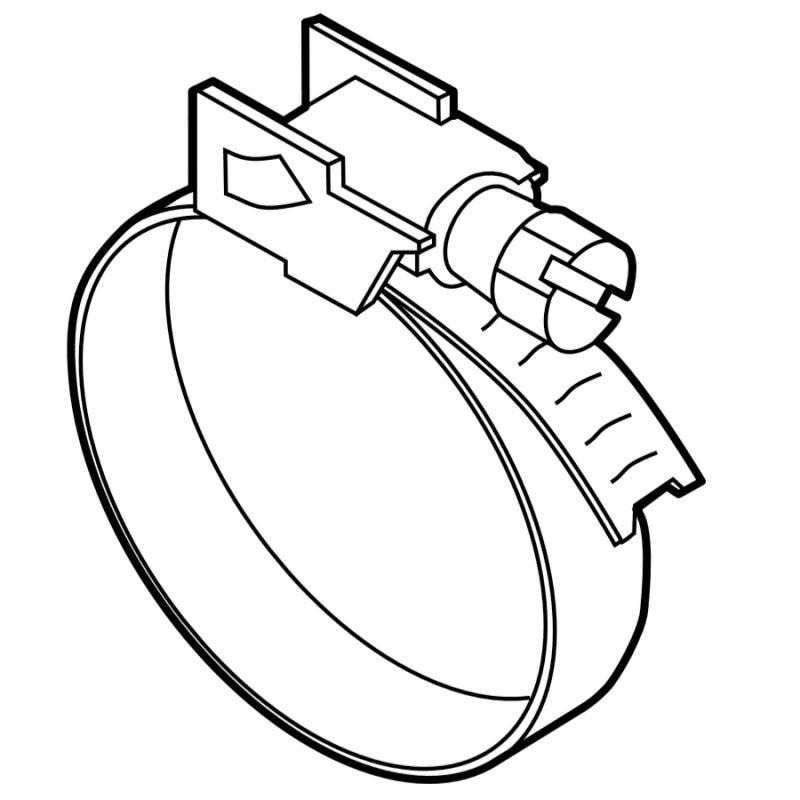 Купить Хомут для крепления кронштейнов к трубе PSE-090