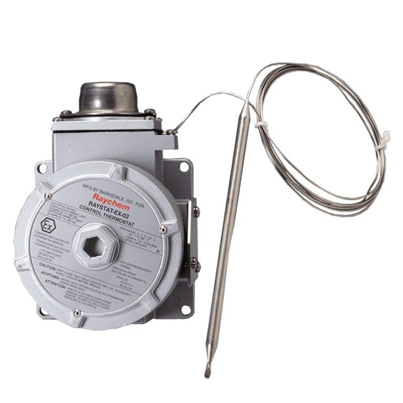 Купить Управляющий термостат RAYSTAT EX-02 (EEx d II C)