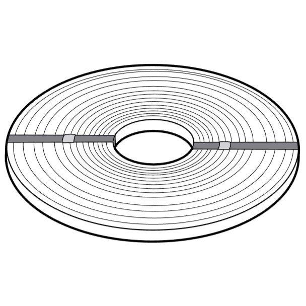 Купить Стальная крепежная лента HTG ACC S.STEEL BAND (SNLS) (30 м/рулон)