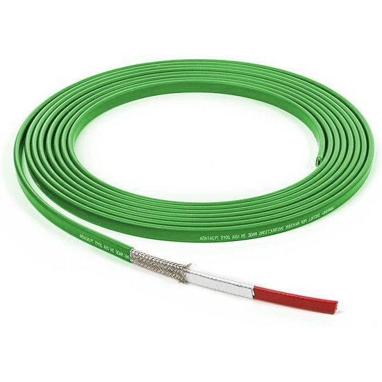 Cаморегулирующийся греющий кабель 15XL2-ZH, 15Вт/м