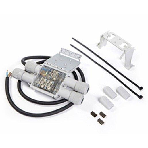 Купить Узел подвода питания для трех греющих кабелей RayClic-PT-02