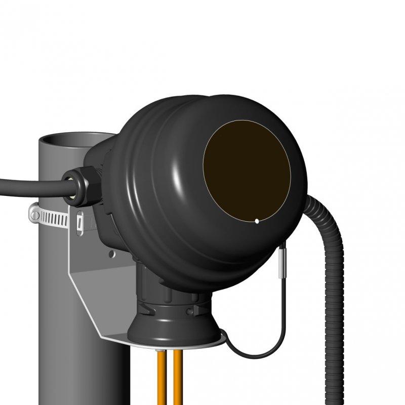 Термостат TERMINATOR ZT-C-200-P-XP