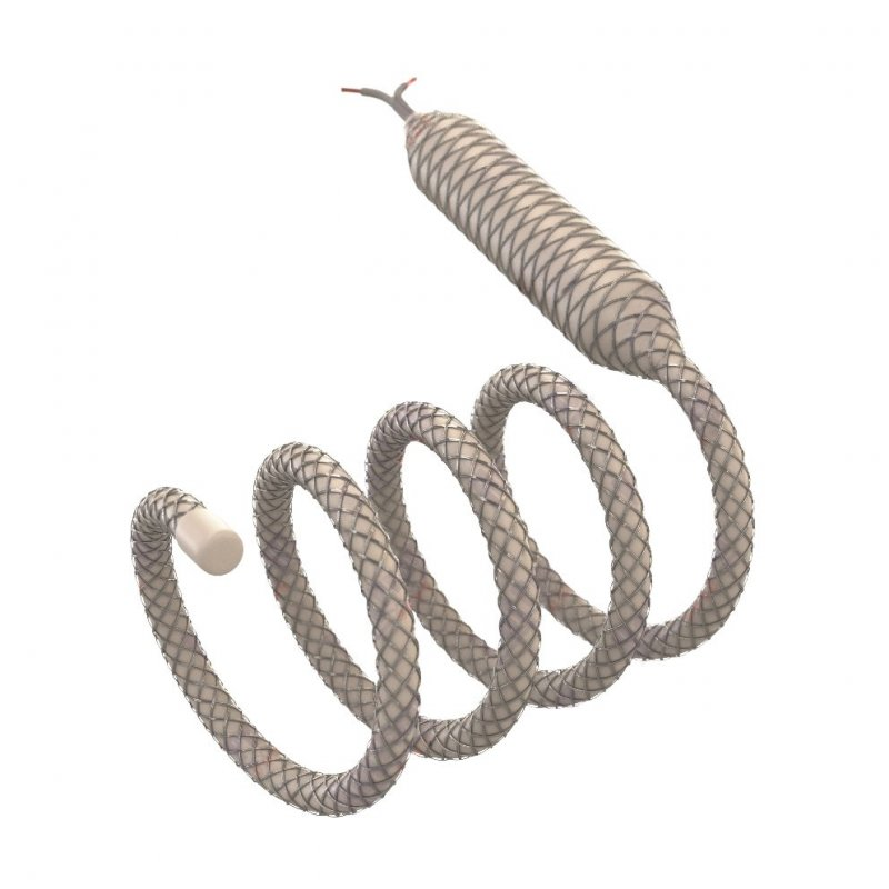 Нагревательный взрывозащищенный кабель ЭНГКЕх-1,39/220-69,60