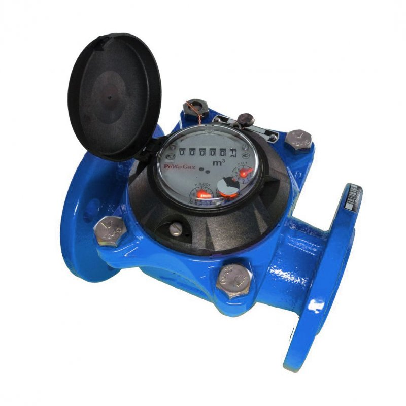 Счетчик воды Тепловодомер DN 80, Qn=120