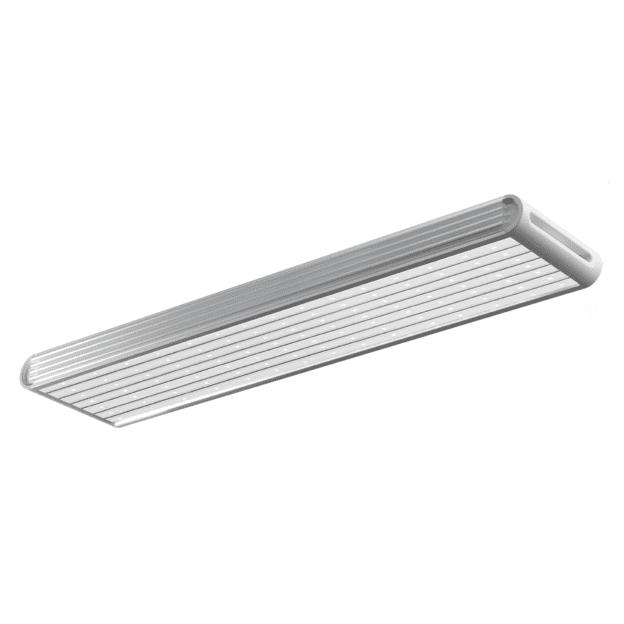 Светодиодный светильник Geniled Element 0,5x1 Standart (Прозрачное закаленное стекло, 120°; 50Вт; 6100лм)