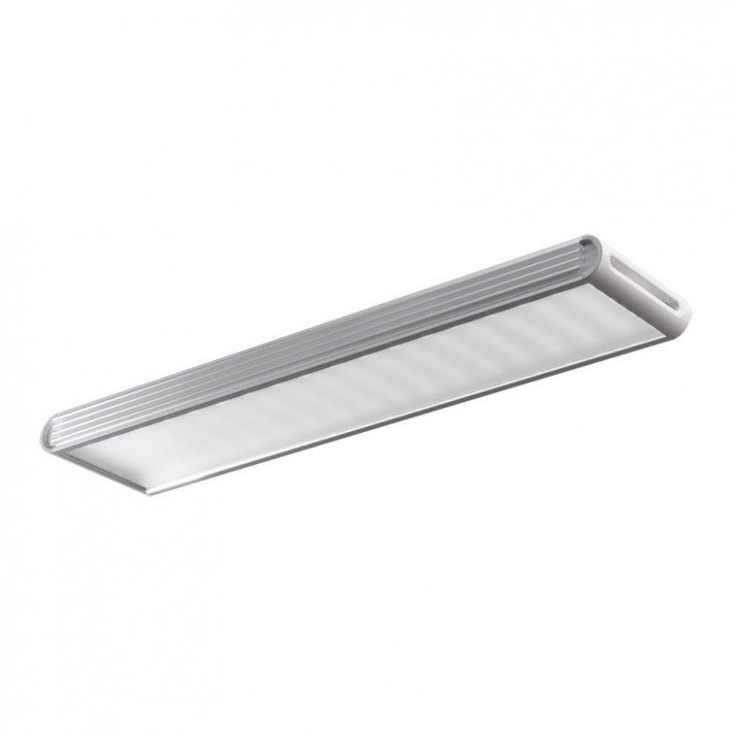 Светодиодный светильник Geniled Element 0,5x1 Standart (Матовое закаленное стекло, 120°; 50Вт; 5975лм)