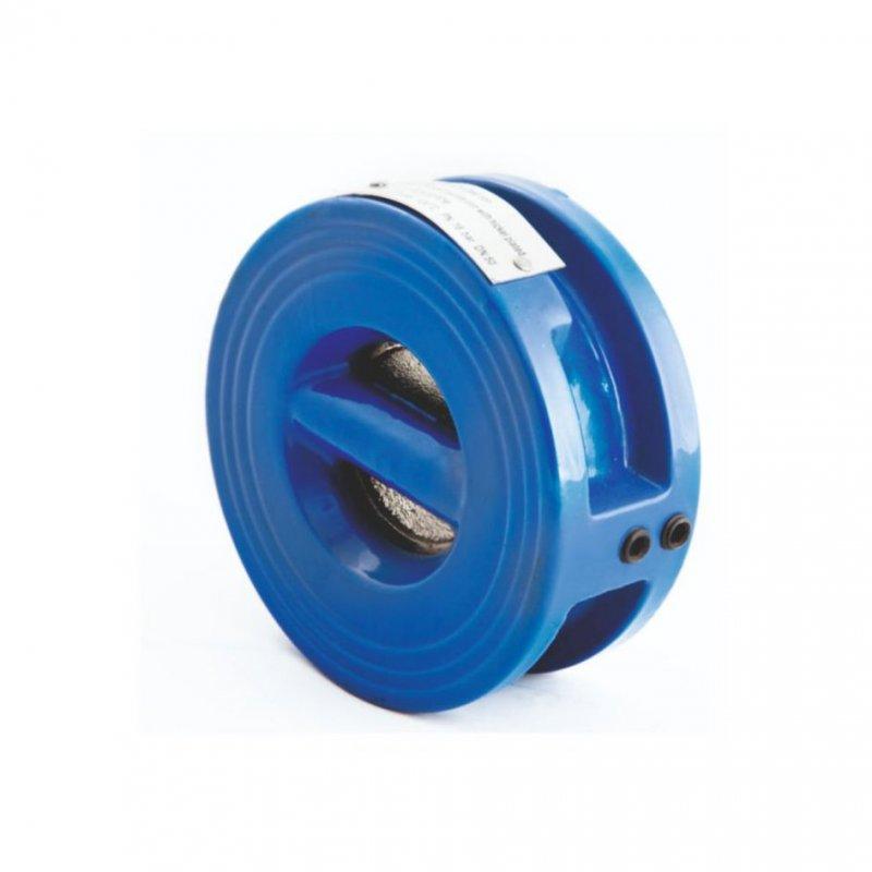 Обратный клапан Reon RSV32 двухстворчатый межфланцевый