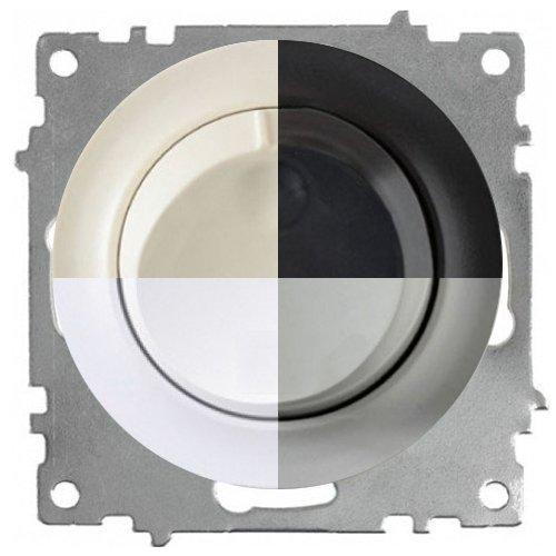 Светорегулятор 600 W для ламп накаливания и галогенных ламп (серия Florence)