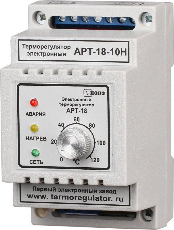 Терморегулятор АРТ-18-16 с датчиком KTY-81-110 3 кВт DIN