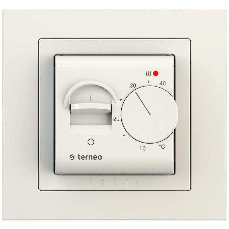 Купить Терморегулятор для теплого пола Terneo mex unic