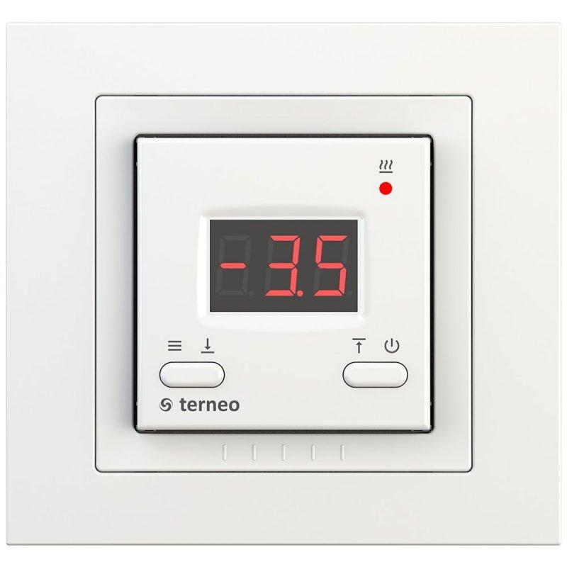Купить Терморегулятор для систем снеготаяния Terneo kt unic