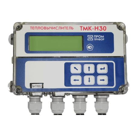 Купить Тепловычислитель ПромПрибор ТМК-Н30