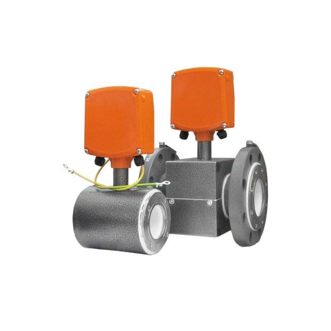 Купить Преобразователь расхода электромагнитный «МАСТЕР ФЛОУ» (МФ) Ду-50