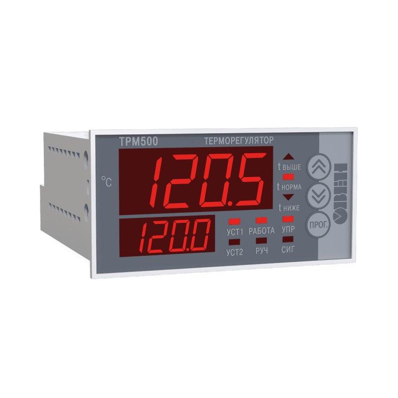 Купить Измеритель-регулятор температуры ТРМ500-Щ2.5А